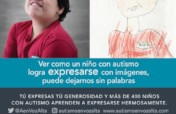 Let's rise for children with autism in Venezuela