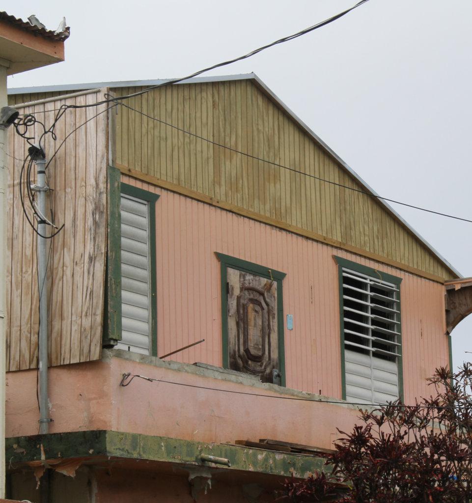 Exterior view Ricardo