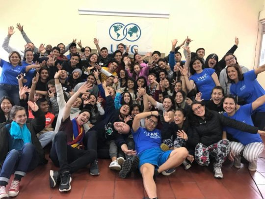 UWC Colombia National Committee Camp