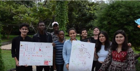 "Our $5K Scholars say ""thank you"" for your support"