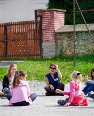 Summer camp in Bankfalva