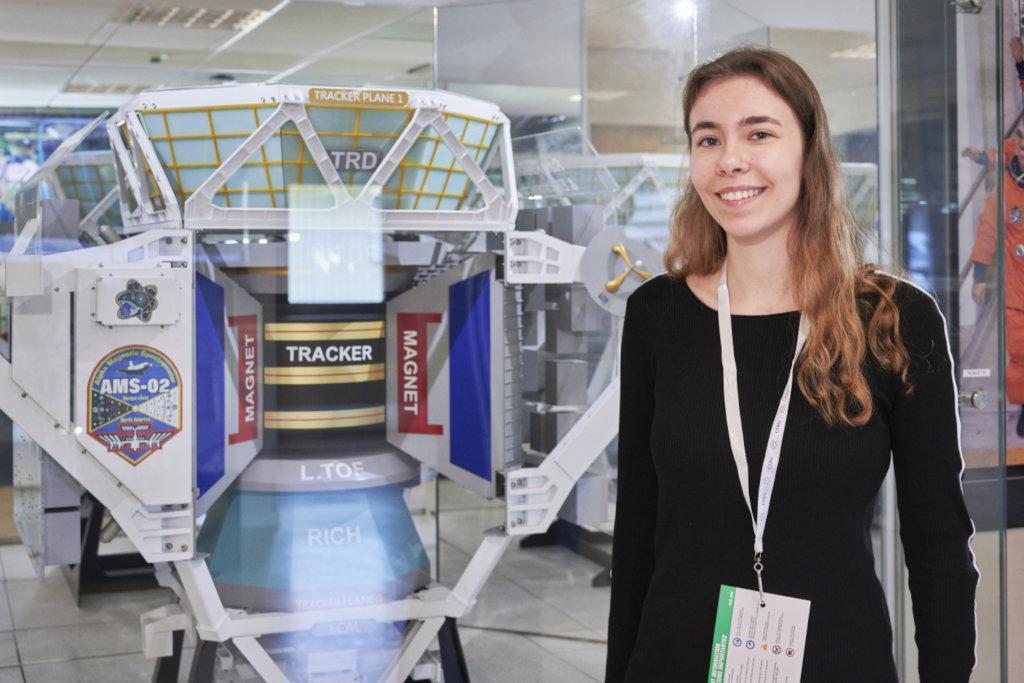 Tania Rosset presented Polarquest data at Maturite