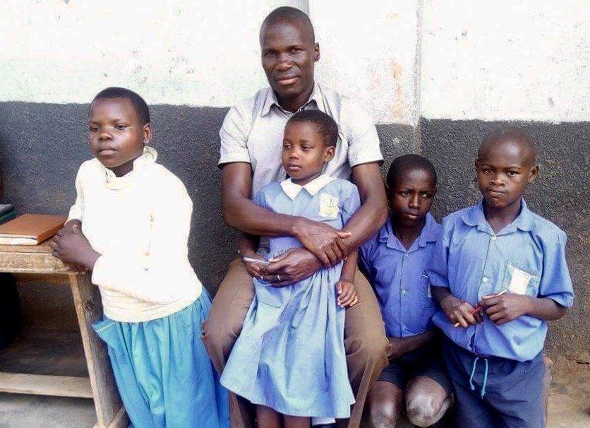 Help us send 40 children to school in Uganda