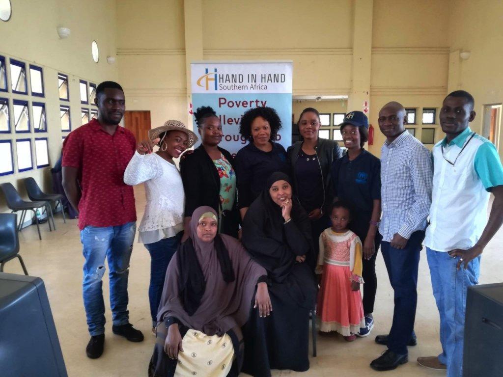Fund a Person of Concern (PoC)-Refugee