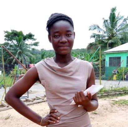 Dora, New Life, Ghana
