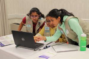 Providing STEM education to 24,000 girls in MD