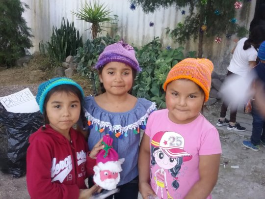 Knitted hats for everyone