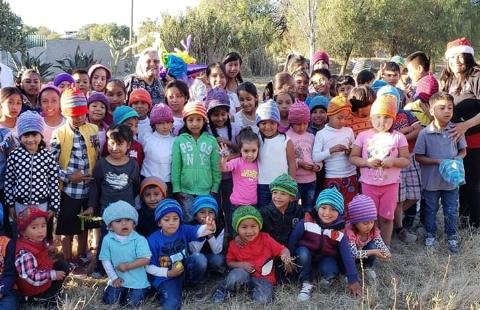 Learning Center to benefit 500 in Central Mexico