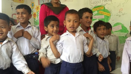 Help 370 Nepali Children Access Quality Education