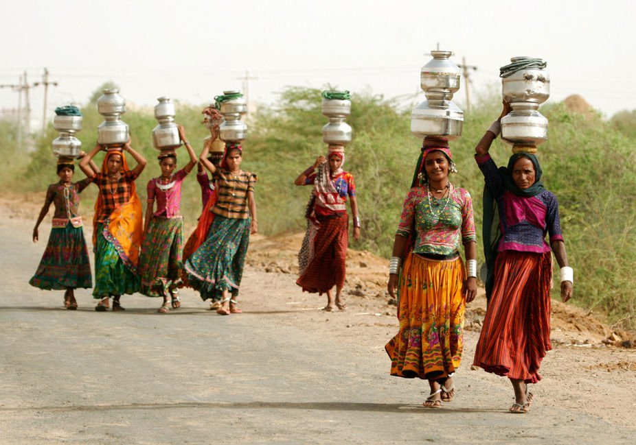Bring Clean Water Wells to 6 Villages in India