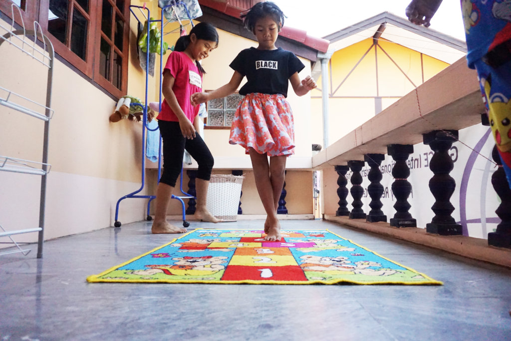 Family/Foster Care for 72 Children of Thailand