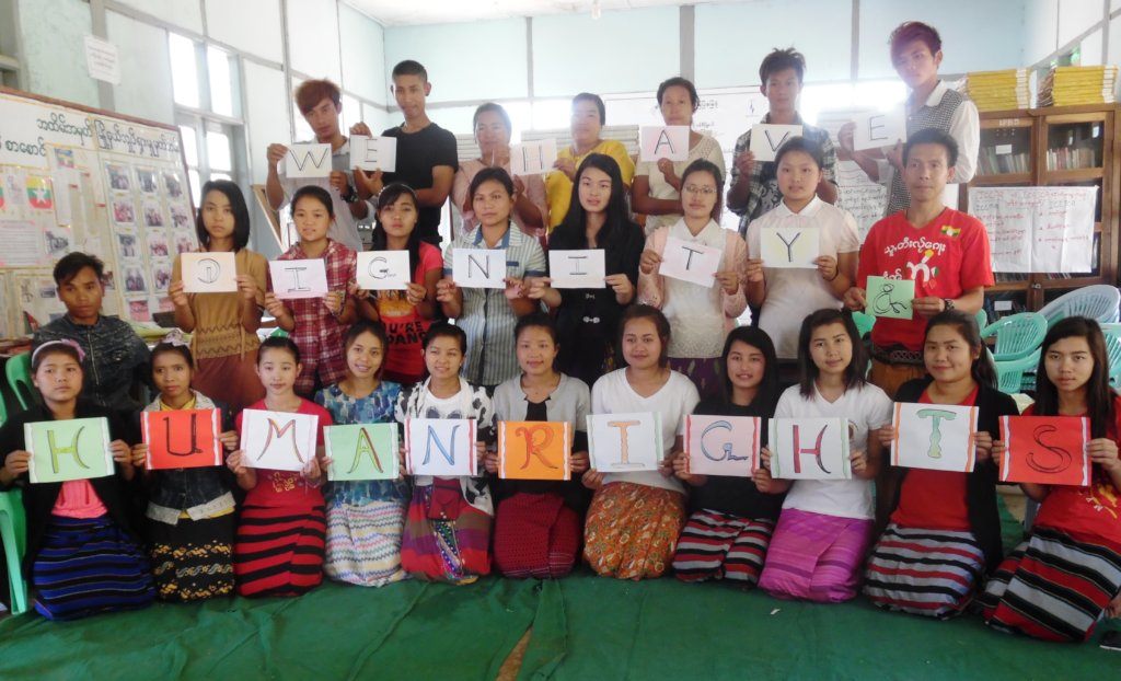 Support Human Rights Activists in Myanmar