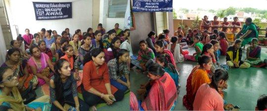 Build Capacities of 400 Deprived Girls in Gujarat
