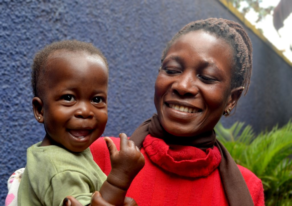 Stop the Cycle of HIV: Support Women and Children!