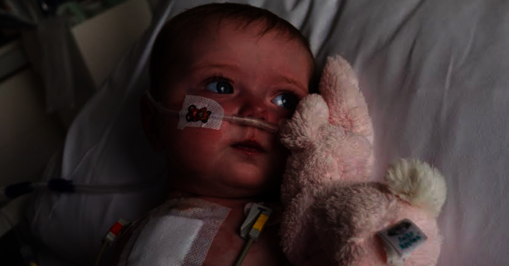 Providing life-saving machines for heart babies