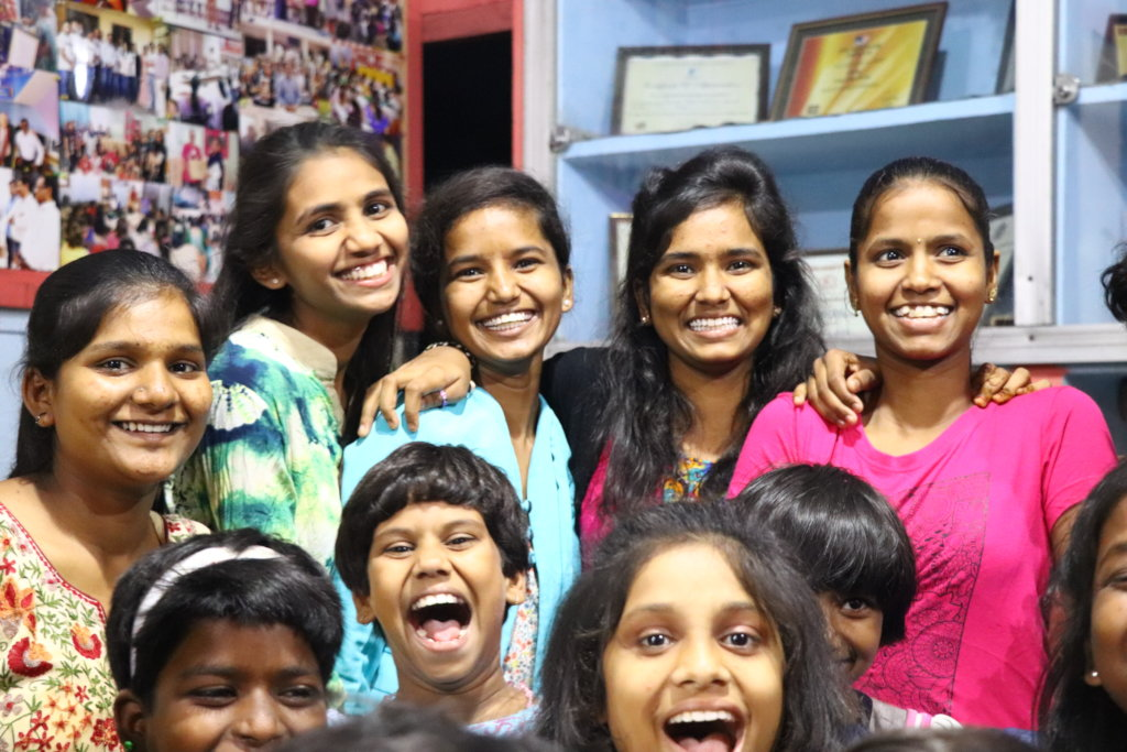 Safe home for 200 vulnerable girls in India