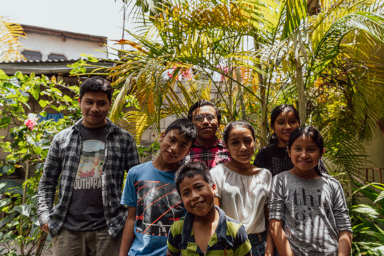 Empower Guatemalan Children to Stay in School