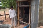Building Latrines - Better Sanitation in Cambodia
