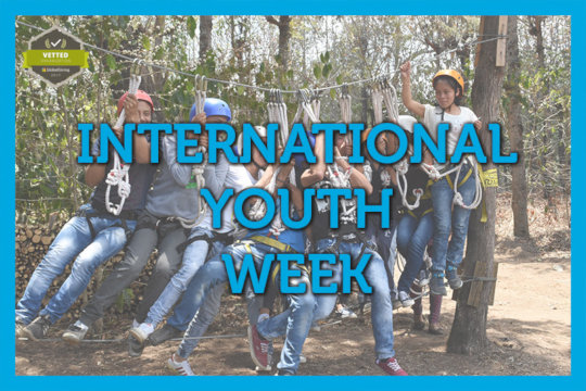 International Youth Week begins on August 6!
