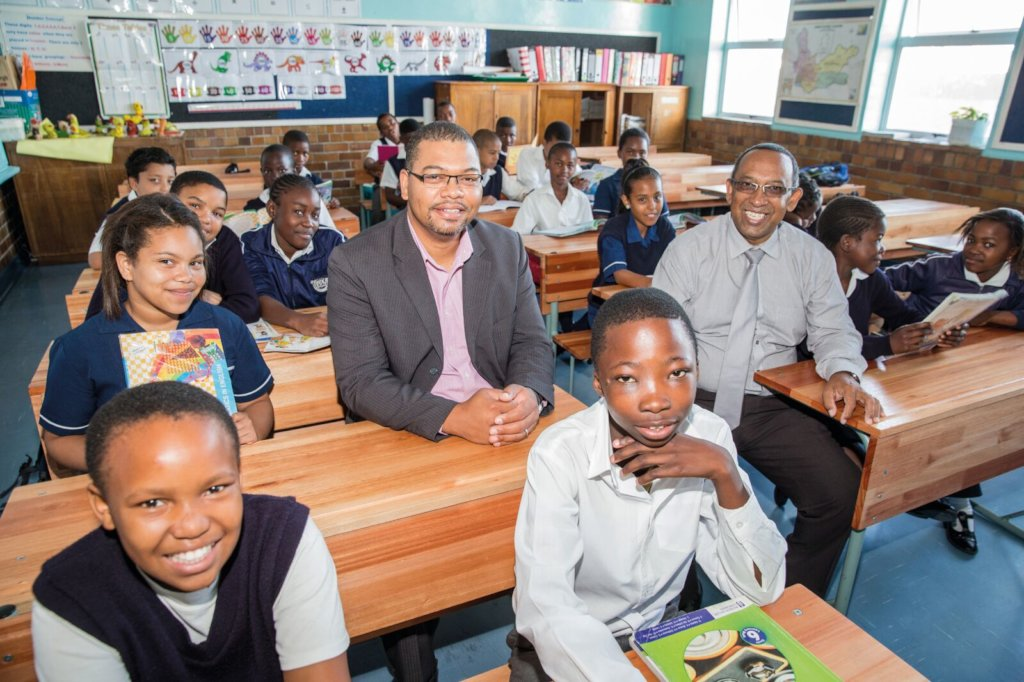 Support principals of poor schools in Limpopo
