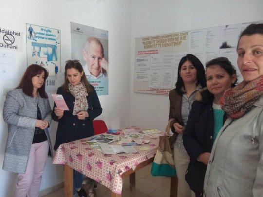 Health awareness session