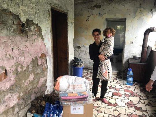 Moments from the distribution Tirana municipality
