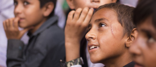 Dania Ali/Stars Foundation/Aware Girls
