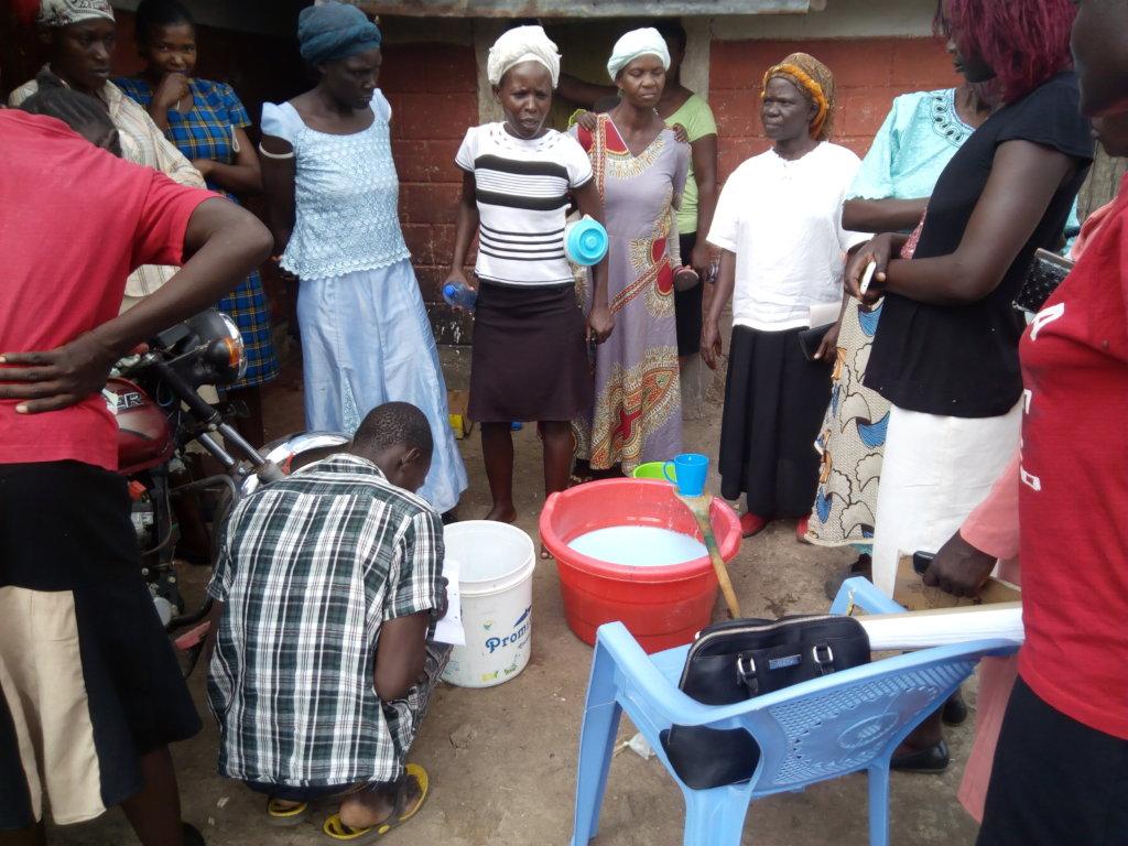 Fueling a Ripple Effect: Empowering Kenyan Women