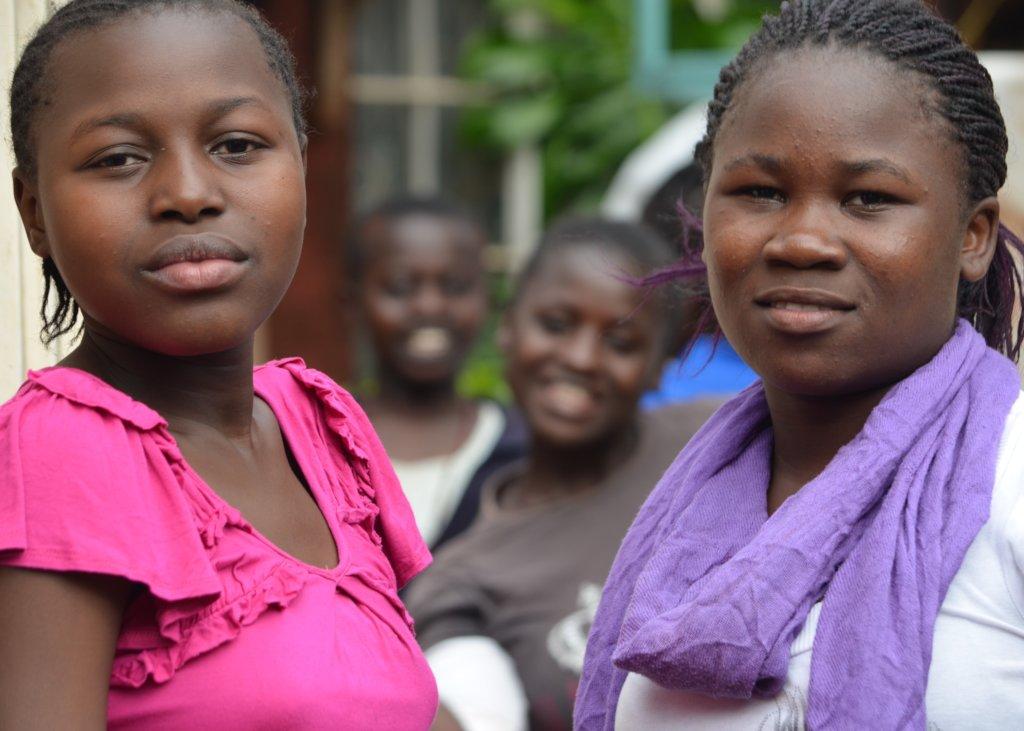 Empowering Girls in Kibera: Binti Pamoja