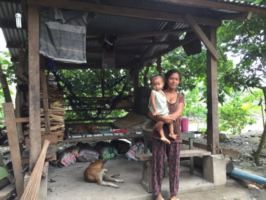 Providing Life Skills for Single Mothers