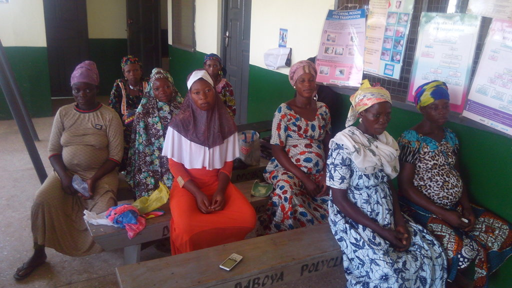 Save The Newborn  in North Gonja District