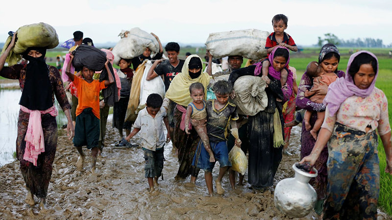 SAFE LIVELIHOOD FOR ROHINGYA REFUGEE IN BANGLADESH