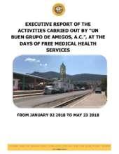 Report of activities (PDF)