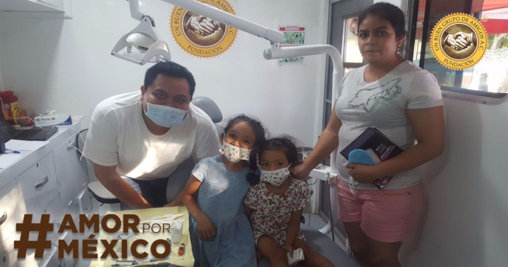 Dental interventions to a full family