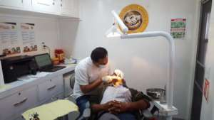 Providing dental services