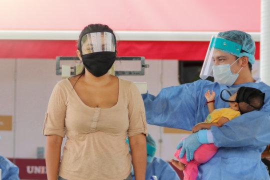 Provide 50,000 health services in Mexico