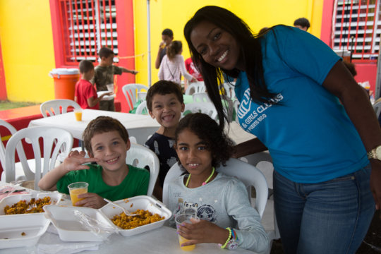 BGCPR Hot Meals Picture 1