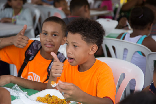 BGCPR Hot Meals Picture 2