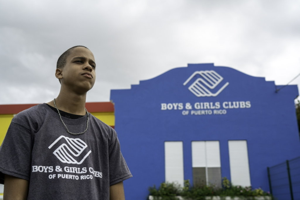 Boys & Girls Clubs of PR 20,000 Hot Meals Project