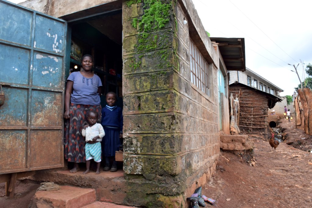 Comprehensive Maternity Care in Kibera