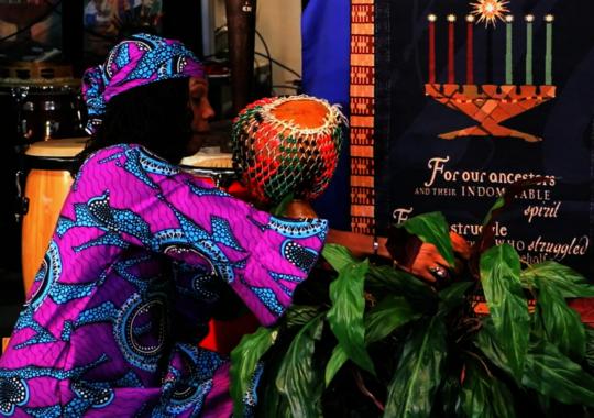 Imani Kwanzaa Celebration