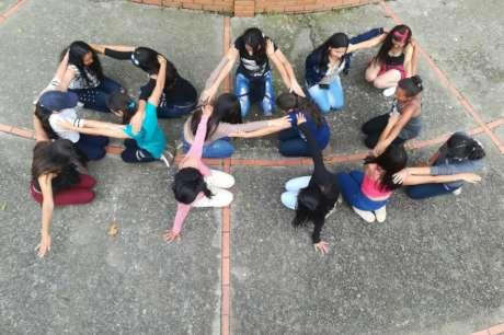 Help girls raise their voices against violence