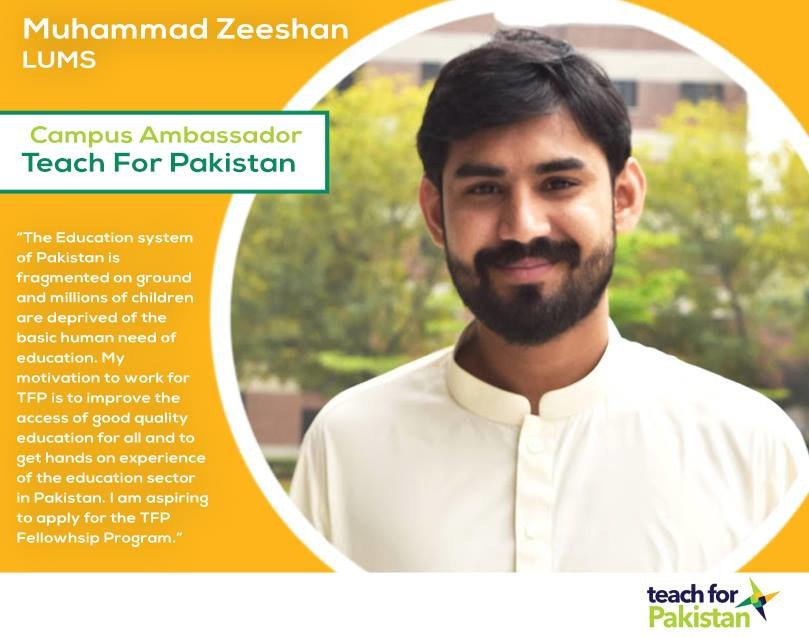 Campaign Ambassador and aspirant to the Fellowship
