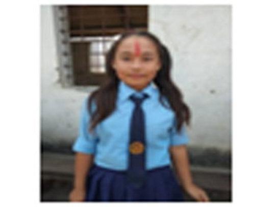 Jenisa, grade 8, Shree Praja Aadharbhut