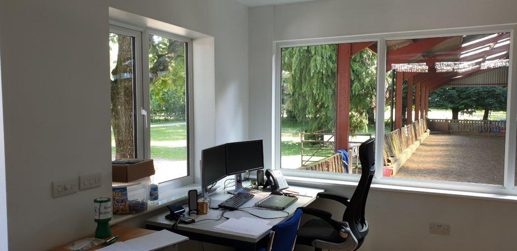 Admin desk