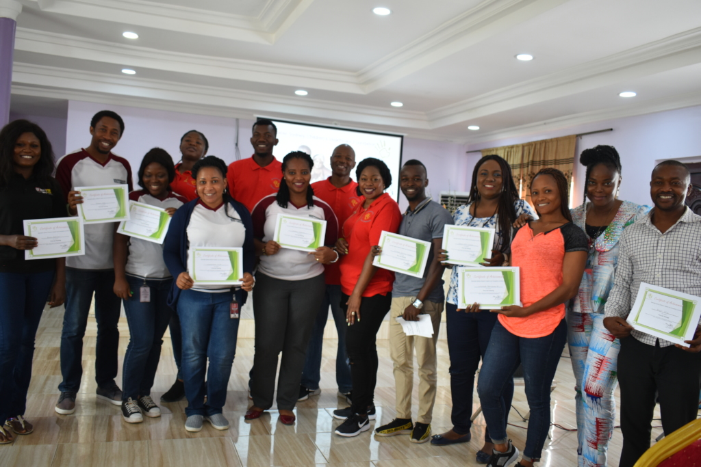 All given our NGO 1st Aid certificate!