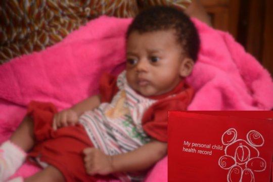 Children's Red Book Health Records