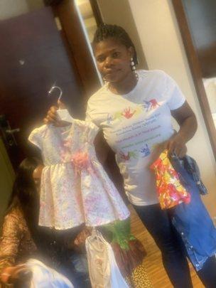 Little girls' preloved children's wear