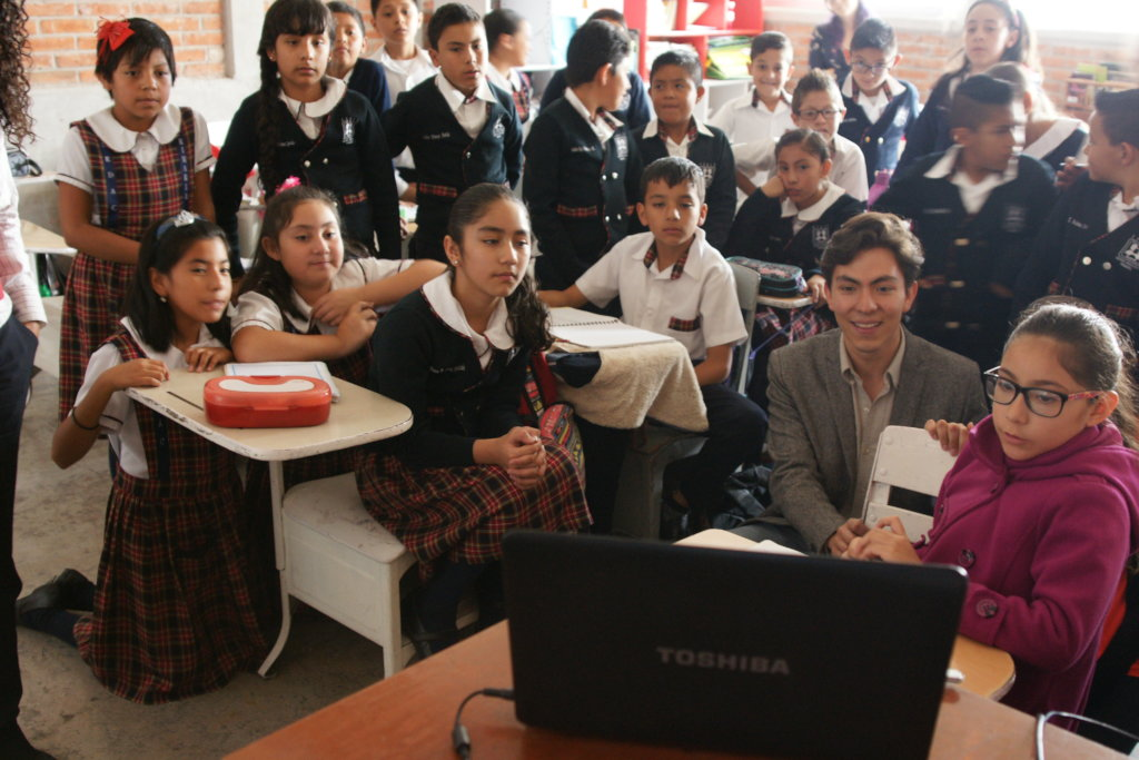A trained teacher means thousands kids transformed