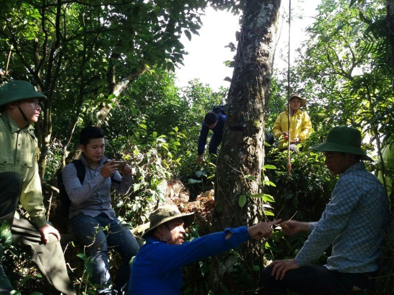 New Generation of Vietnamese Conservation Leaders